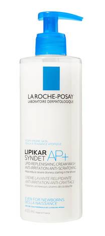 La Roche-Posay Lipikar Syndet AP+ Крем-гель очищуючий для дуже сухої, схильної до атопії шкіри 400 мл 1 флакон