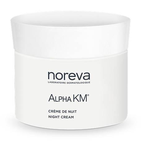 Noreva Alpha KM  Крем нічний 50 мл 1 банка