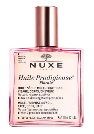 Nuxe Huile Prodigieuse Florale Олія чудова суха багатофункціональна для обличчя,тіла та волосся 100 мл 1 флакон
