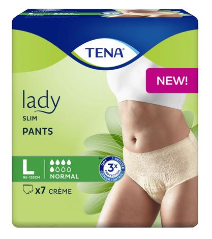 Tena Lady Slim Pants Normal Труси-підгузки для дорослих розмір L 7 шт