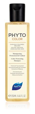 Phyto Color Шампунь для захисту кольору фарбованого та мелірованого волосся 250 мл 1 флакон