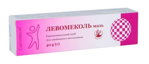 Левомеколь Arbor Vitae мазь 40 г 1 туба
