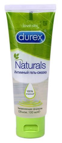 Durex Naturals Інтимний гель-змазка 100 мл 1 туба