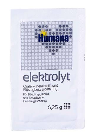 Humana Електроліт з фенхелем від народження 6,25 г 1 пакет