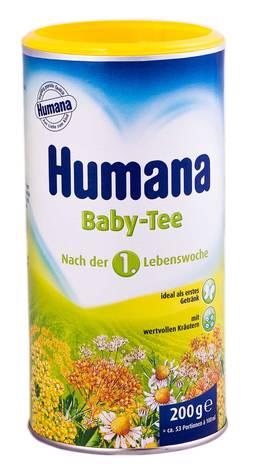 Humana Чай шлунковий з 4 місяців 200 г 1 банка