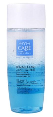 Eye Care Cosmetics Засіб для зняття макіяжу з очей двофазний 150 мл 1 флакон