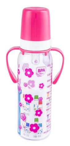Canpol Babies Пляшечка пластикова з ручкою від 12 місяців 11/815 250 мл