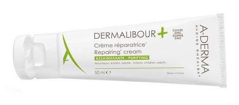 A-Derma Dermalibour+ Крем відновлюючий 50 мл 1 туба
