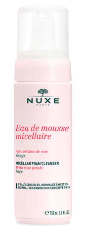 Nuxe Мус міцелярний з екстрактом трьох троянд 150 мл 1 флакон
