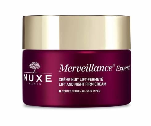 Nuxe Мервеянс Експерт Крем нічний для всіх типів шкіри 50 мл 1 банка