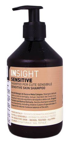 Insight Шампунь для чутливої шкіри голови 400 мл 1 флакон