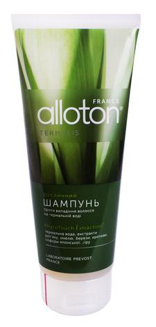 Alloton Termalis Шампунь проти випадіння волосся 200 мл 1 туба
