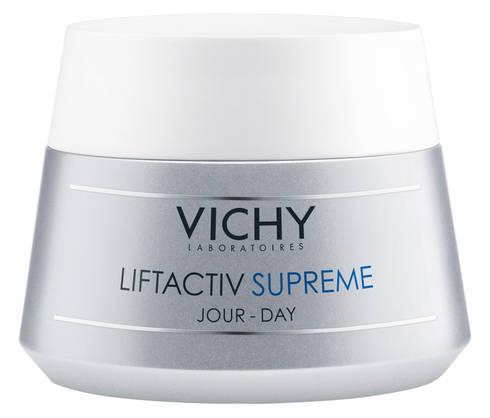 Vichy Liftactiv Supreme Засіб тривалої дії для нормальної та комбінованої шкіри обличчя 50 мл 1 банка