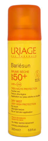 Uriage Bariesun Спрей-димка сонцезахисний SPF-50+ 200 мл 1 флакон