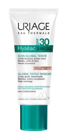 Uriage Hyseac 3-Regul Тональний універсальний догляд SPF-30 40 мл 1 туба
