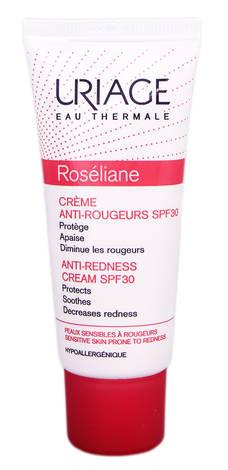 Uriage Roseliane Крем SPF-30 для чутливої шкіри, схильної до почервоніння 40 мл 1 туба