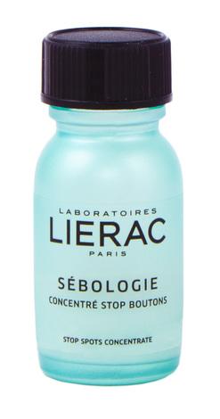 Lierac Sebologie Концентрат Стоп Бутон від недоліків і чорних цяток 15 мл 1 флакон