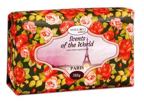 Marigold natural Мило Аромати світу Париж 150 г 1 шт