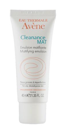 Avene Cleanance Mat Емульсія матуюча для жирної, проблемної шкіри 40 мл 1 туба