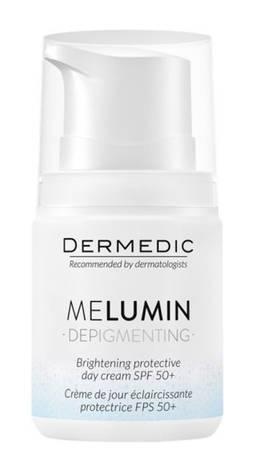 Dermedic Melumin Денний крем для обличчя відбілюючий SPF50+ 62233 55 мл 1 флакон