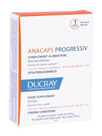 Ducray Анакапс Прогресив 30 шт