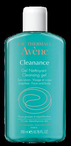 Avene Cleanance Гель очищувальний для жирної та проблемної шкіри 200 мл 1 флакон