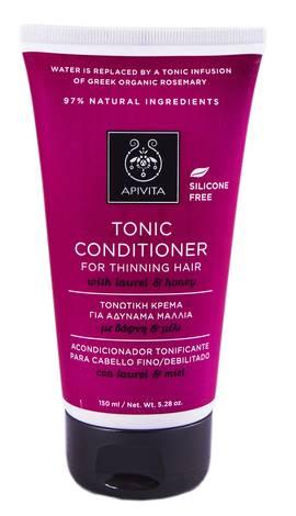 Apivita Propoline Кондиціонер Тонік для волосся, що рідшає з лавром і медом 150 мл 1 туба
