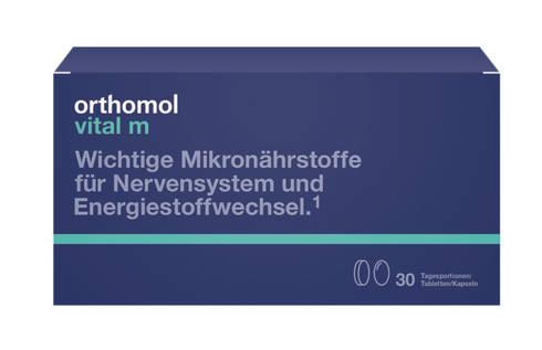 Orthomol Vital M комплекс для чоловіків 30 днів 1 комплект