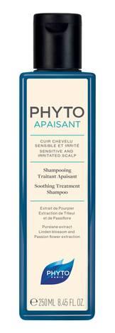 Phyto Apaisant Шампунь лікувальний заспокійливий для чутливої та подразненої шкіри голови 250 мл 1 флакон