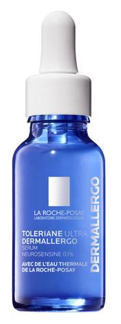 La Roche-Posay Toleriane Ultra Dermallergo Сироватка з нейросенсином для гіперчутливої та схильної до алергії шкіри 20 мл 1 флакон