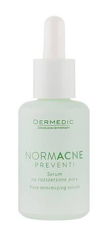 Dermedic  NormAcne Сироватка для обличчя для звуження пор 62255 30 мл 1 флакон