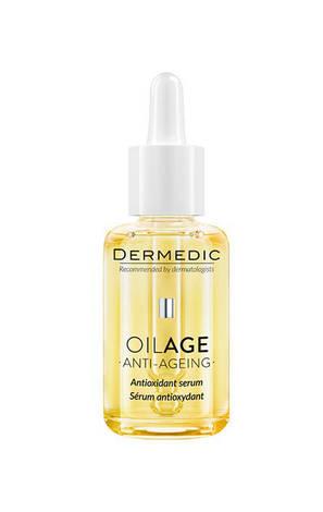 Dermedic Oilage Антиоксидантна сироватка для обличчя 62261 30 мл 1 флакон