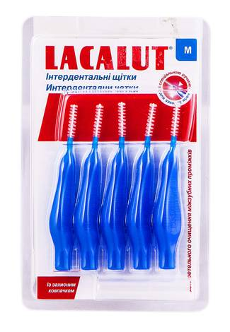 Lacalut Зубна щітка інтердентальна М 1 шт