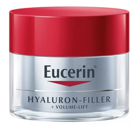 Eucerin Hyaluron-Filler + Volume-lsft Крем денний антивіковий для нормальної та комбінованої шкіри обличчя SPF-15 50 мл 1 банка