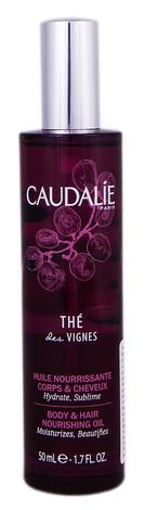 Caudalie Thé des Vignes Олія живильна для тіла та волосся 50 мл 1 флакон