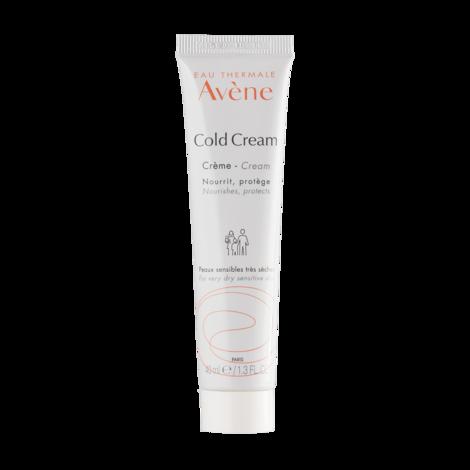 Avene Крем живить та захищає для дуже сухої чутливої шкіри 40 мл 1 туба