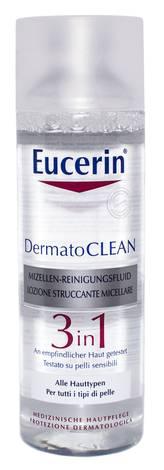 Eucerin DermatoClean Засіб для зняття макіяжу 3 в 1 200 мл 1 флакон