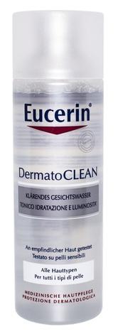 Eucerin DermatoClean Тонік освіжаючий для всіх типів шкіри 200 мл 1 флакон