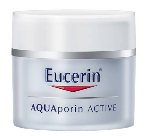 Eucerin AquaPorin Active Крем насичений зволожувальний для сухої шкіри 50 мл 1 банка