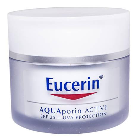 Eucerin АкваПорин Крем денний зволожувальний для всіх типів шкіри SPF 15 50 мл 1 банка