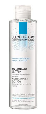 La Roche-Posay Фізіологічний міцелярний розчин м'який засіб для очищення та зняття макіяжу 200 мл 1 флакон