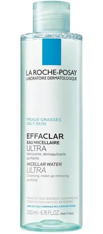 La Roche-Posay Effaclar Міцелярний розчин очищувальний 200 мл 1 флакон