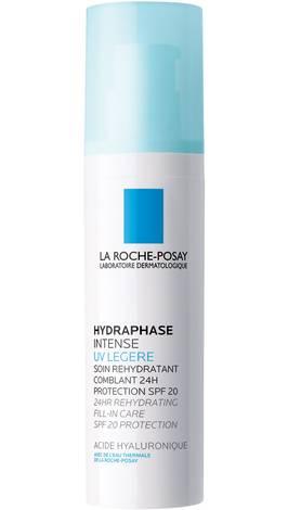 La Roche-Posay Hydraphase UV Intense Legere Крем зволожувальний для нормальної та комбінованої шкіри обличчя SPF 20 50 мл 1 флакон
