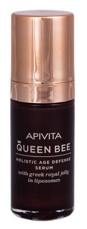 Apivita Queen Bee Сироватка для комплексного захисту від старіння з грецьким маточним молочком в ліпосомах 30 мл 1 флакон