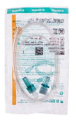B.Braun  Оригінальний подовжувач перфузор 150 см 1 шт