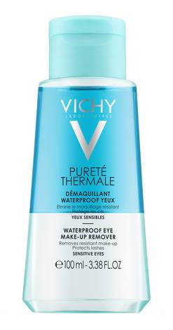 Vichy Purete Thermale Засіб двофазний для зняття макіяжу з очей із захистом від випадіння вій 100 мл 1 флакон