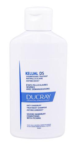 Ducray Kelual DS Шампунь лікувальний проти стійкої вираженої лупи та свербіжу 100 мл 1 флакон