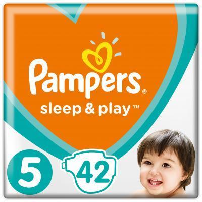 Pampers Sleep & Play 5 Junior Підгузки дитячі 11-16 kg 42 шт