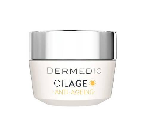 Dermedic Oilage Денний живильний крем для обличчя 62262 50 мл 1 банка