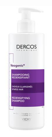 Vichy Dercos Neogenic Шампунь для волосся зміцнюючий зі стемоксидином 400 мл 1 флакон